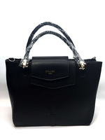 Удобная сумка Celine c двумя независимыми отделениями