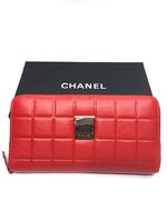 Женский кошелек Chanel на молнии
