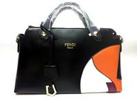 Разноцветная сумка от Fendi 5318
