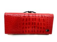 Красное женское портмоне Hassion (Wanlima)
