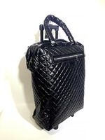 Женская дорожная сумка на колесах Chanel 001