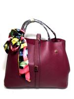 Мягкая кожаная сумка Фенди C0101 в двух цветах