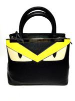 Модная глазастая сумка Фенди 32111 большая и малая