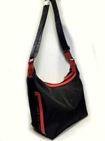 Современная эргономичная сумка из баллистического нейлона от PRADA в двух цветах 46.5
