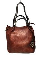 Кожаная сумка HoneyTimes D5075 в трех цветах