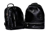 Стильный рюкзак для универа, кожа Yves Saint Laurent 8007