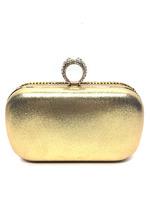 Театральная сумочка со стразами 0932
