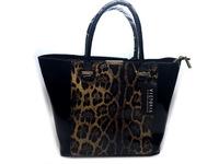 Стильная сумка от Victoria Beckham леопард 2018